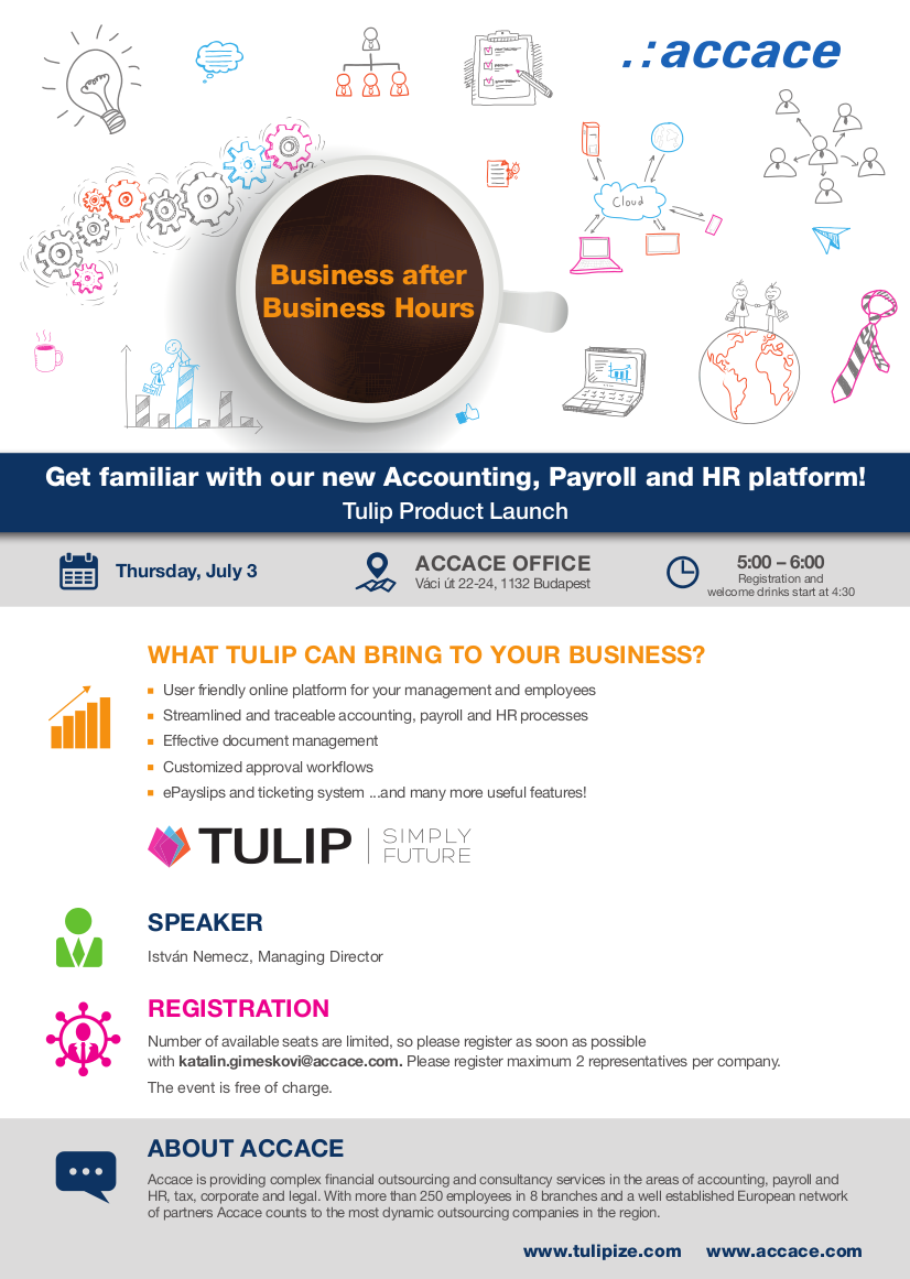 Get familiar with our new Accounting, Payroll and HR platform!