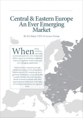 Central & Eastern Europe: An Ever Emerging Market | Outsourcing Journal Special Editions