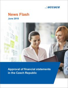 Approval of financial statements in the Czech Republic