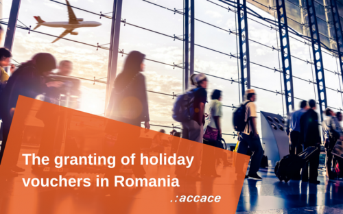 The granting of holiday vouchers in Romania