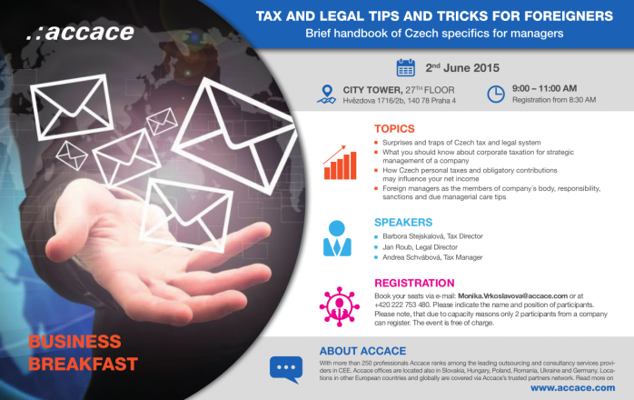 Tax and Legal Tips and Tricks for Foreigners