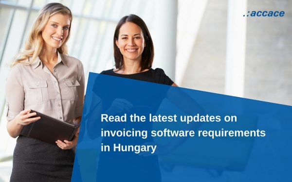 New requirements for invoicing programs in Hungary