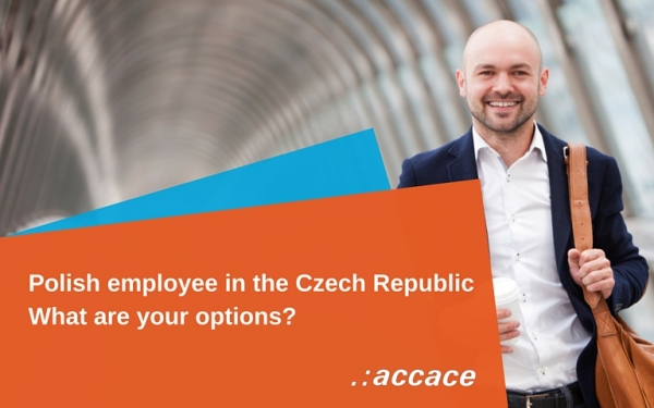 How to send a Polish employee to work in the Czech Republic?