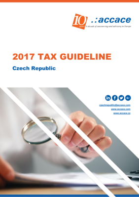 2017 Tax Guideline for the Czech Republic
