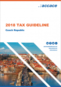 2018 Tax Guideline for the Czech Republic