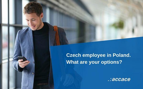 How a Czech employee can work in Poland? | News Flash