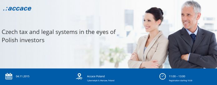 Czech tax and legal systems in the eyes of Polish investors