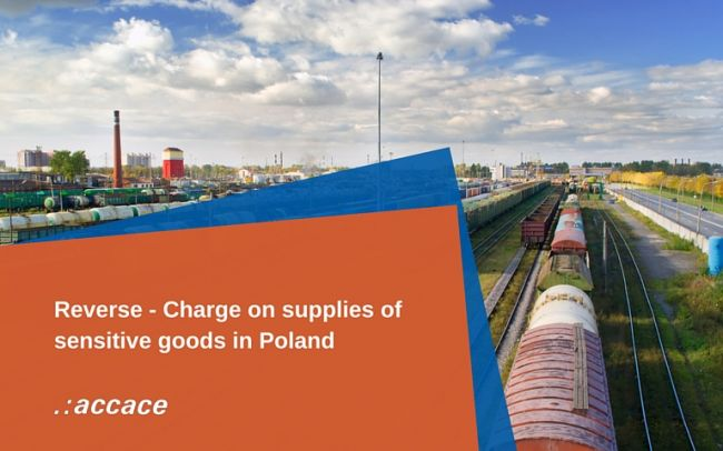 Reverse - Charge on supplies of sensitive goods in Poland | News Flash