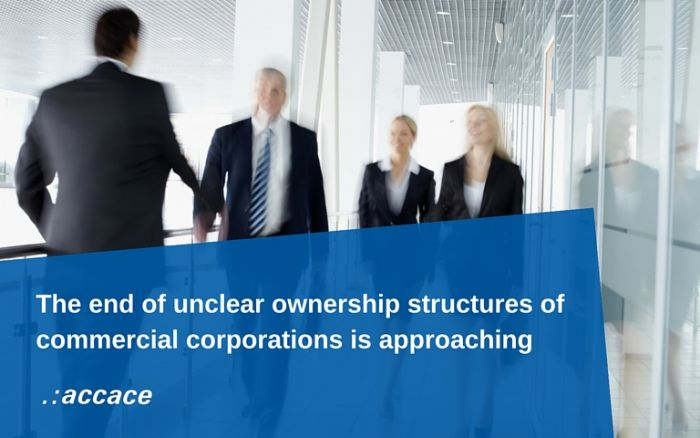 Publishing of ultimate beneficial owners of commercial corporations in Czech Republic | News Flash