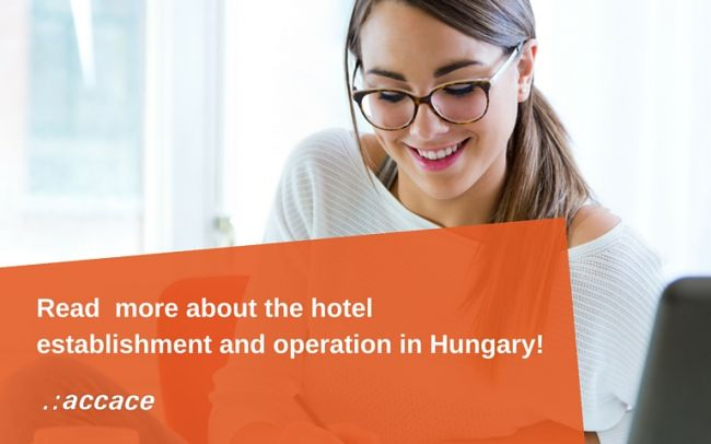 Hotel establishment and operation in Hungary | News Flash