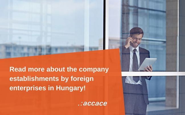Company establishment by foreign enterprises in Hungary in 2016 | News Flash