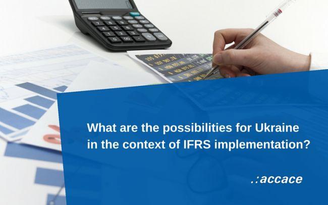 International financial reporting standards in Ukraine | News Flash