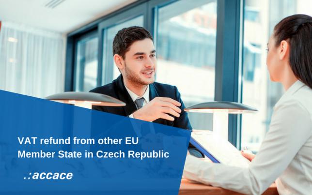 VAT refund from other EU Member State in Czech Republic