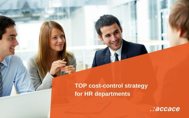 The best cost-control strategy for HR departments | News Flash