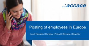 Posting of employees in Europe in 2018