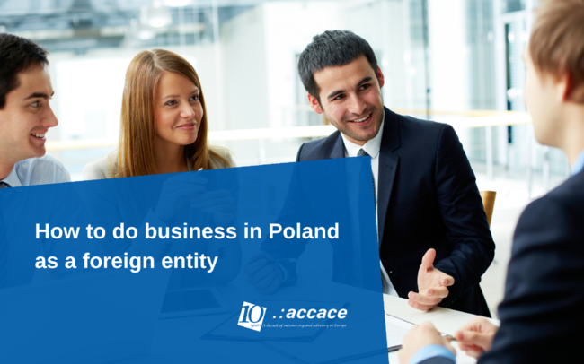 How to do business in Poland as a foreign entity
