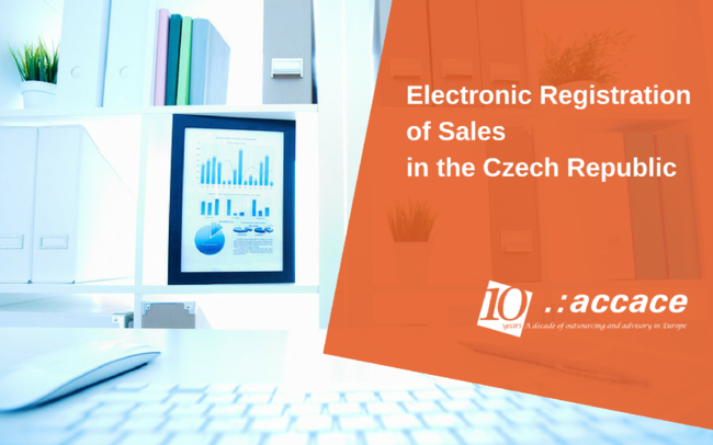 Electronic Registration of Sales in the Czech Republic | News Flash