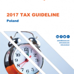 2017 Tax Guideline for Poland