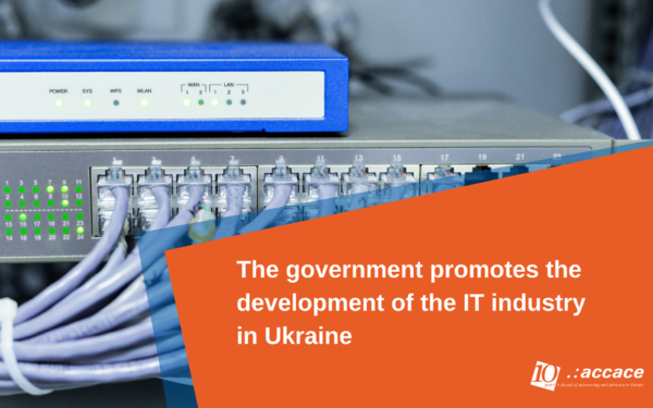 The President of Ukraine signed the IT industry development Law