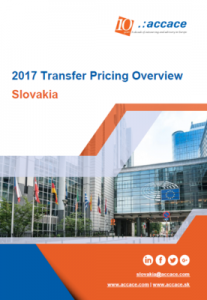 2017 Transfer Pricing Overview for Slovakia