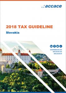 2018 Tax-Guideline Slovakia