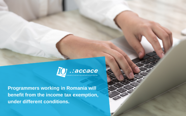 Good news for  IT employees based in Romania | News Flash