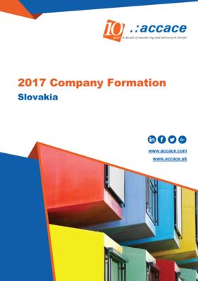 Company Formation in Slovakia