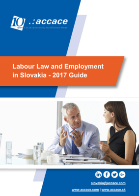 Labour Law and Employment in Slovakia