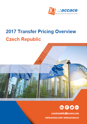 Transfer Pricing Overview for the Czech Republic