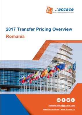 Transfer Pricing Overview for Romania