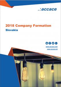 2018 Company Formation Slovakia