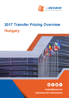 Transfer Pricing Overview for Hungary