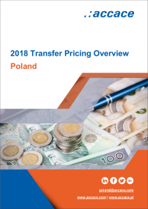 2018 Transfer Pricing Overview For Poland Accace