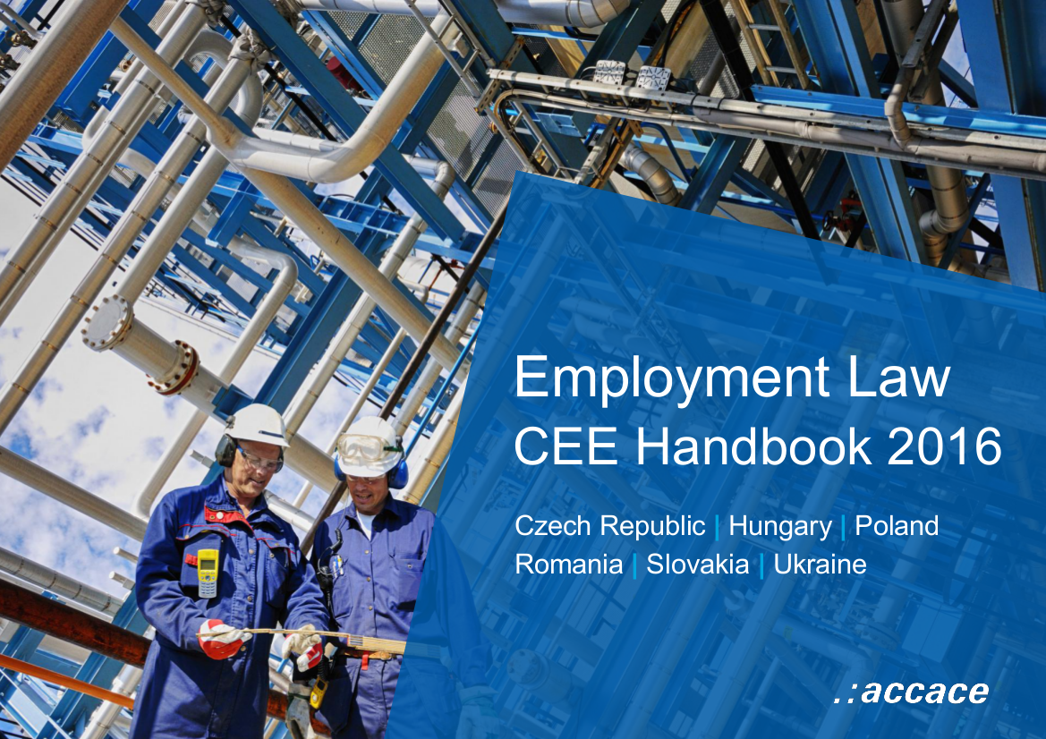 Employment Law in Central and Eastern Europe | Handbook 2016