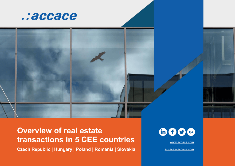 Overview of Real Estate CEE