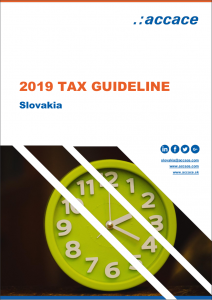 2019 Tax Guideline for Slovakia | Accace - Outsourcing and