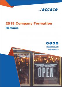 2019 Company Formation in Romania