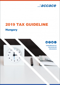2019 Tax Guideline Hungary