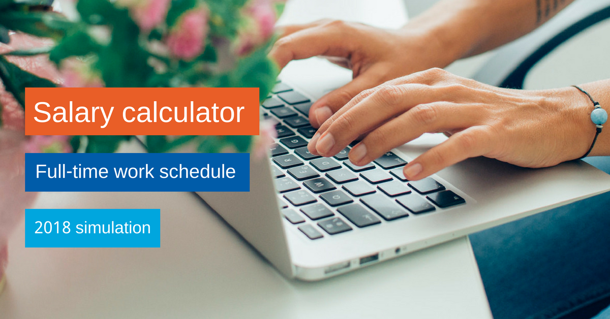 payroll calculator romania 2018 full time accace outsourcing