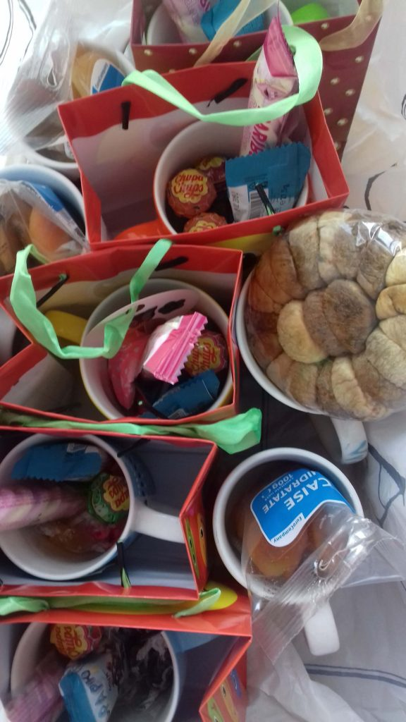"Supporting a new social cause in Romania: ""The Candy Cab"" NGO and its third edition of ""The Candy Mug"""