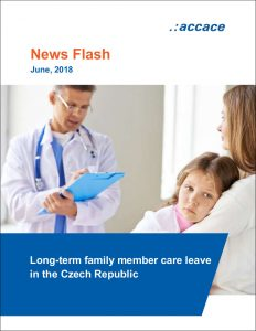 Long-term family member care leave in the Czech Republic