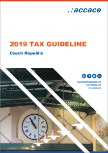 2019 Tax Guideline for the Czech Republic | Accace