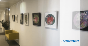 Children's drawing in art, art in children's drawing in Slovakia | Office Gallery Accace